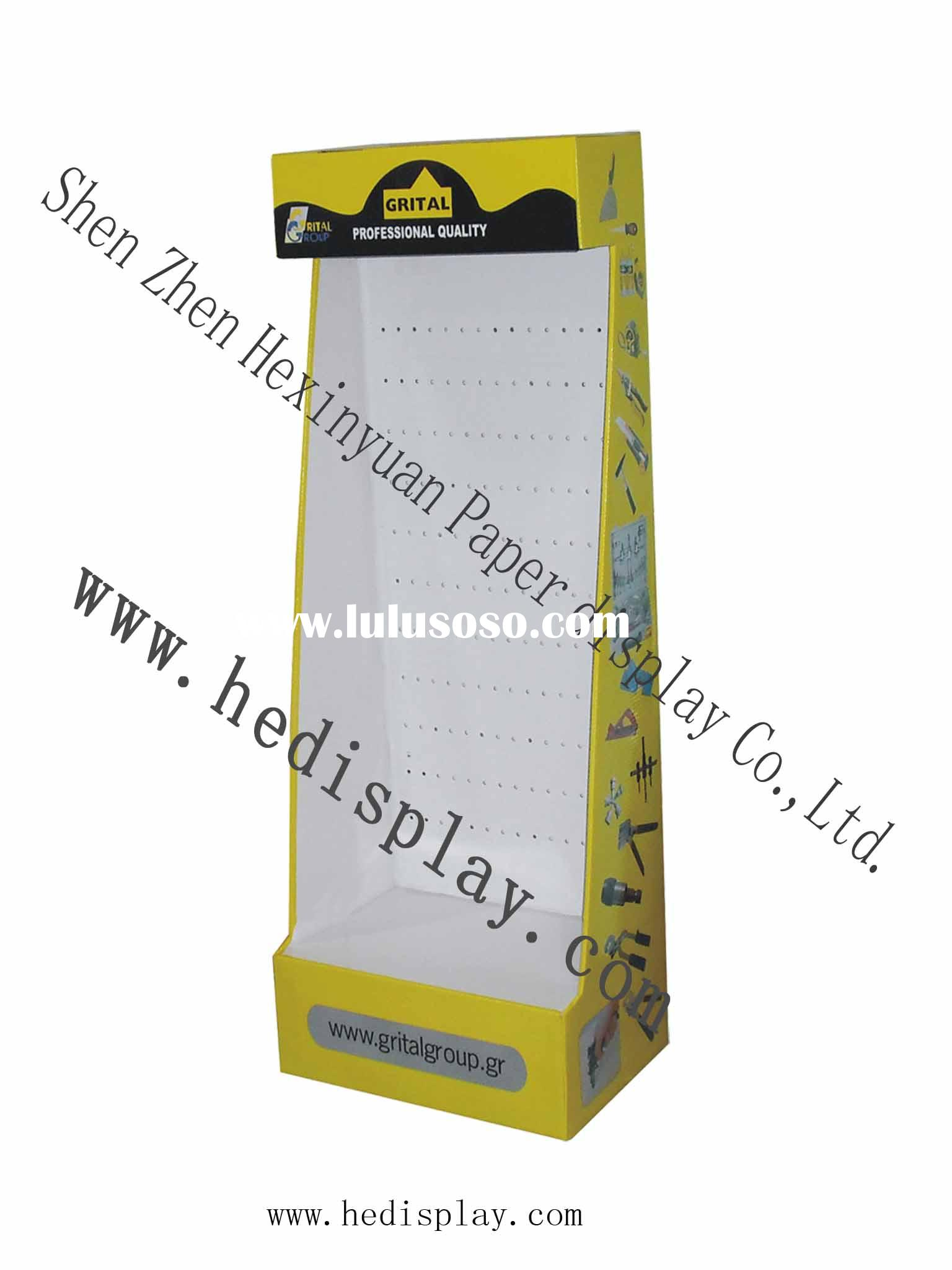 retail display, point of purchase, chain store display