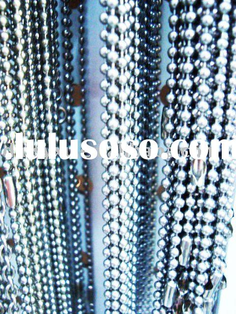 wholesale fashion stainless steel pendant chain necklace