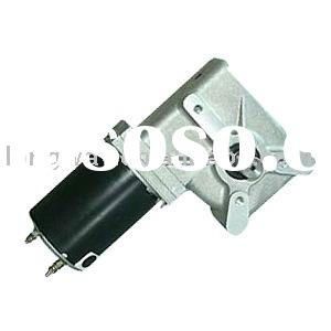 12v PM DC Worm Gear Reducer Motor