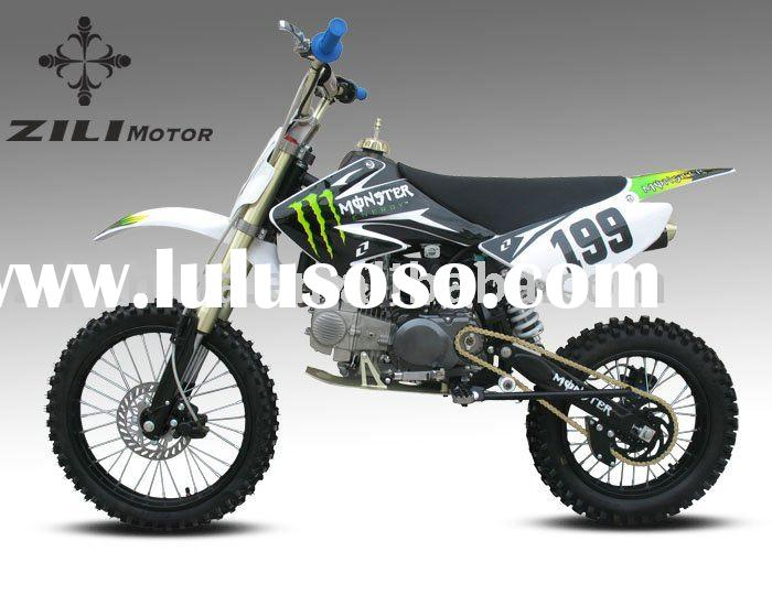 2010 new model:150cc performance dirt bike with CRF70 plastic