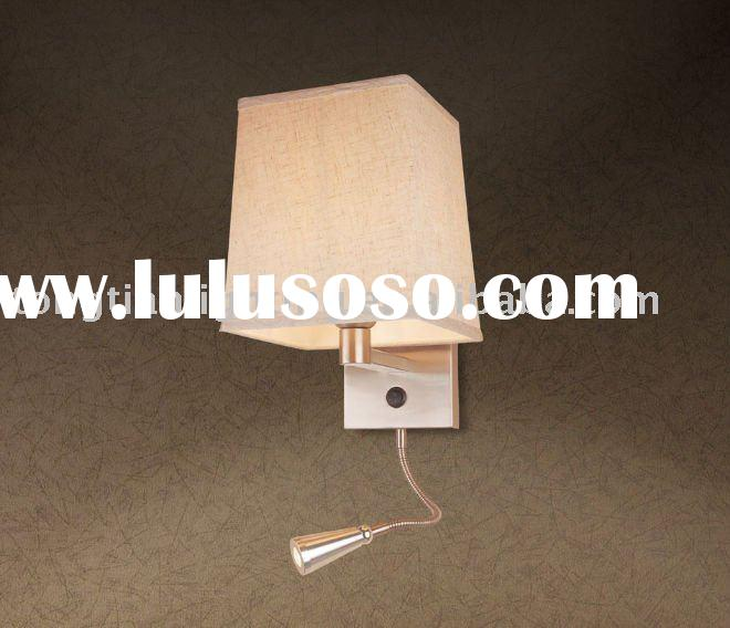 2011 Modern LED wall lamp for hotel