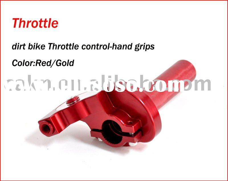 2011 NEW dirt bike Throttle control-hand grips