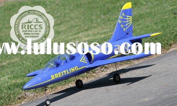 2.4G 4CH L39 Albatro Scales high simulation EDF Jet rc model aircraft