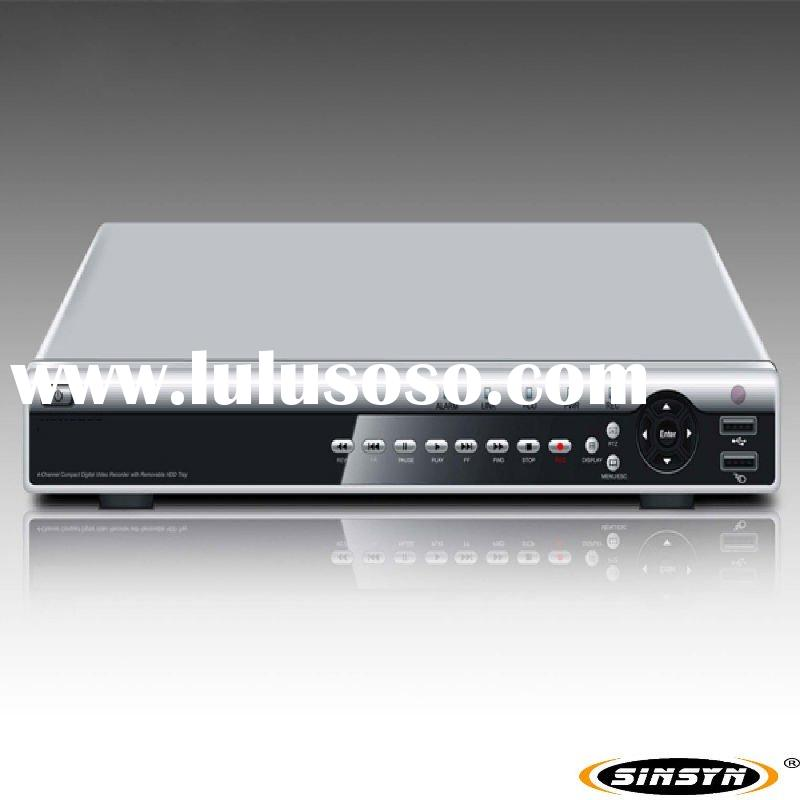 8 Channel H.264 DVR security equipment