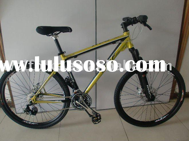 Alloy shimano gear mountain bicycle