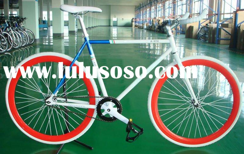 Aluminum Fixed Gear Bicycle
