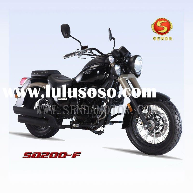 Best-selling 200CC chopper motorcycle