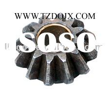 Bevel gear and sprockets (Side Gear and Pinion for GearBox)