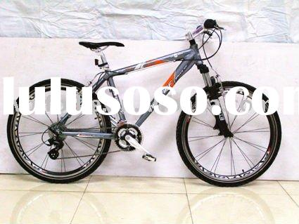 Carbon fiber 21speed mountain bicycle