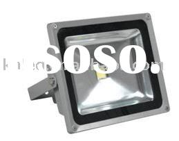 Ceramic high power outdoor LED flood light
