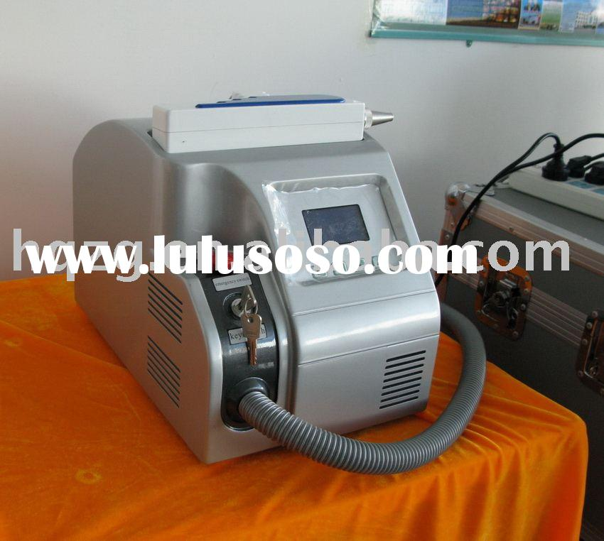 Cheap Q-Switch Beauty Equipment of Laser Tattoo Removal