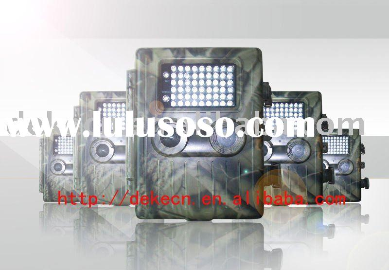 Digital hunting surveillance IR video camera