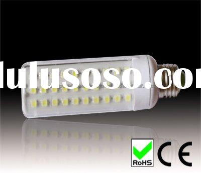 E27-30SMD color changing led outdoor light 5W 180degree