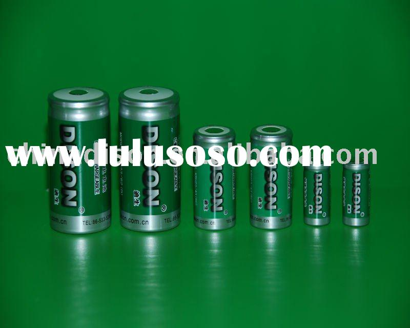 Excellent AA,SC,D Types Ni-Cd Rechargeable Battery 900mAh~6000mAh