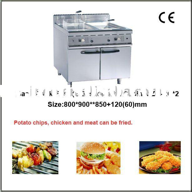 Fast Food Restaurant Equipment Electric Fryer Restaurant Equipment