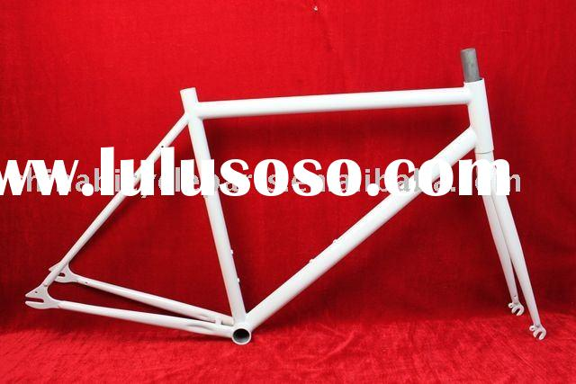 Fixed Gear CR-MO Bicycle Frame HKS