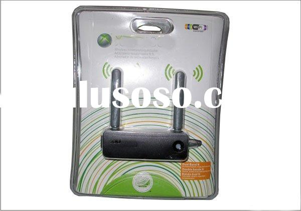 For XBOX360 wireless N network adapter