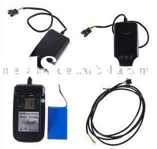 GPS + Dualband GSM Realtime Spy/Anti-Theft Vehicle Tracker system