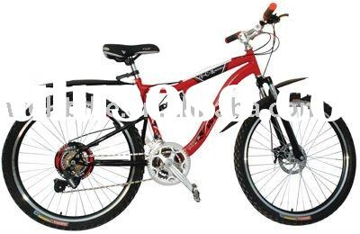 HOT SHIMANO GEAR dual sus mountain bicycle.