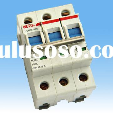 HUH18-100 series Disconnector Switch(mini disconnector switch)