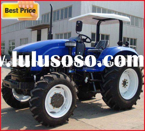 Hot Sale Professional Tractor with ROPS and Canopy at Cheap Price