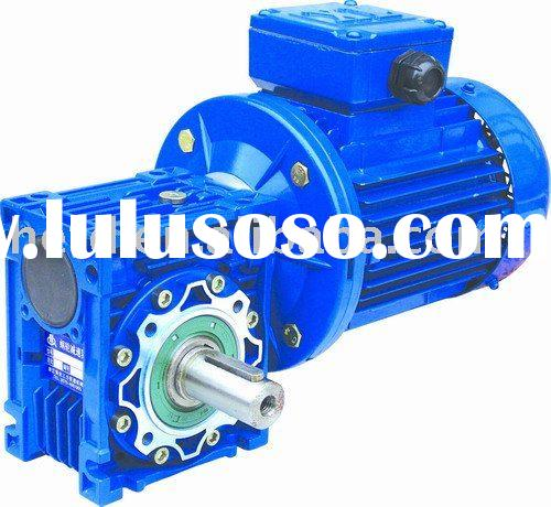 IEC Worm Gear reducer motor