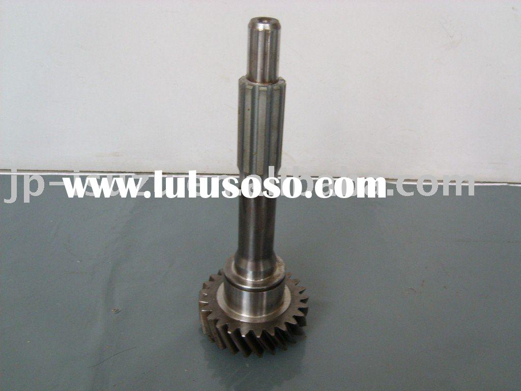 Isuzu  top gear transmission shaft for MLD6Q