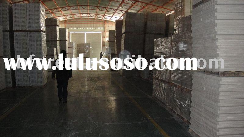Magnesium Oxide board panel MGO glass fireproof fibre reinforced wall ceiling decoration formwork sh