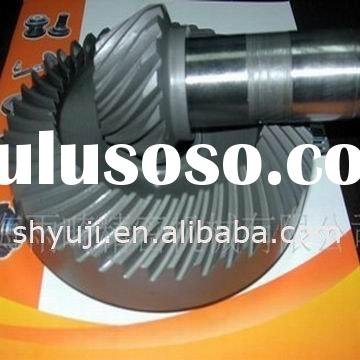 Mechanical gear , spiral bevel gear , spiral gear
