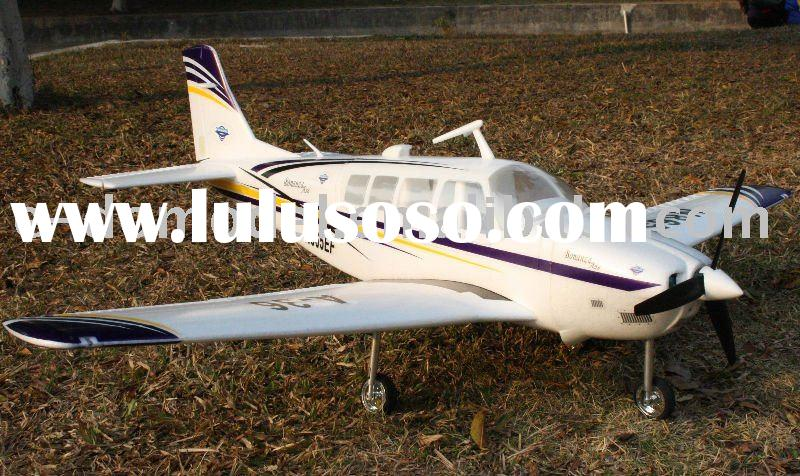 Model Plane A36 Bonanza beachcraft with retracts landing gears, LED and Flaps