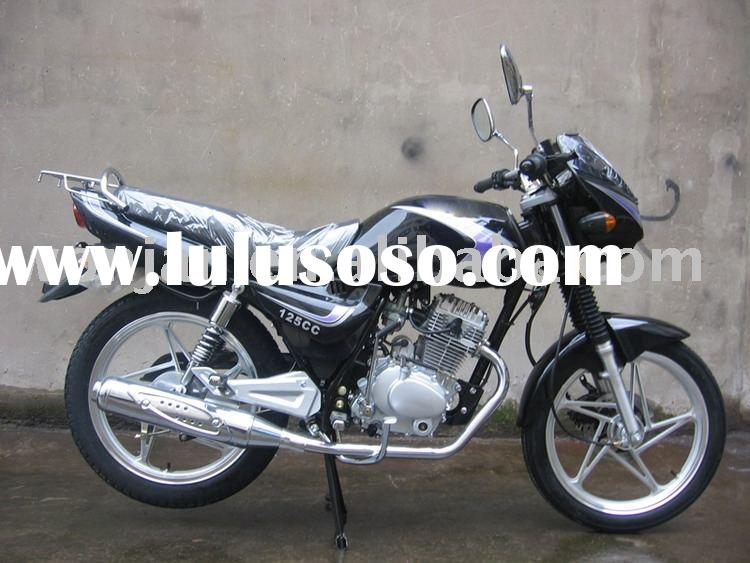 Motorcycle/Street Bike WJ125-8(IV)(WJ-SUZUKI Engine)