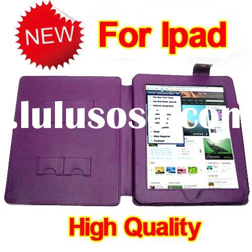 New Kickstand Flip Leather Case Cover for iPad
