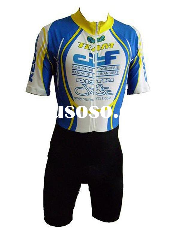 Pro team Cycling suit