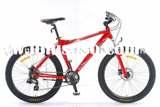 QM-109 26*2.75 mountain bike with shimano OEM cheap and good quality
