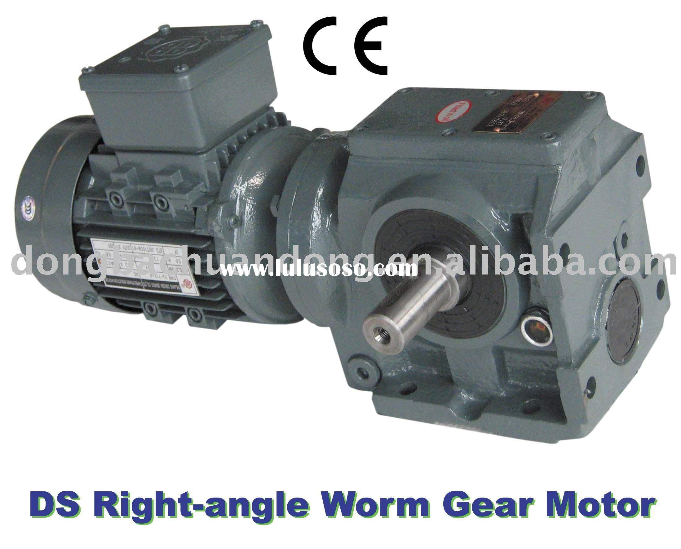 S Worm Helical Gear Reducer Or Gearbox