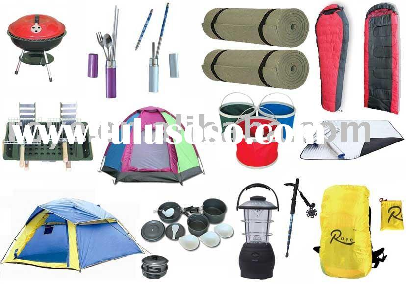 Yiwu factory outdoor camping products/gear