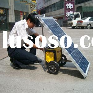 camping solar energy power pack(200W)