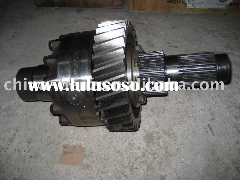 differnetial gear assembly for mercedes benz truck axle