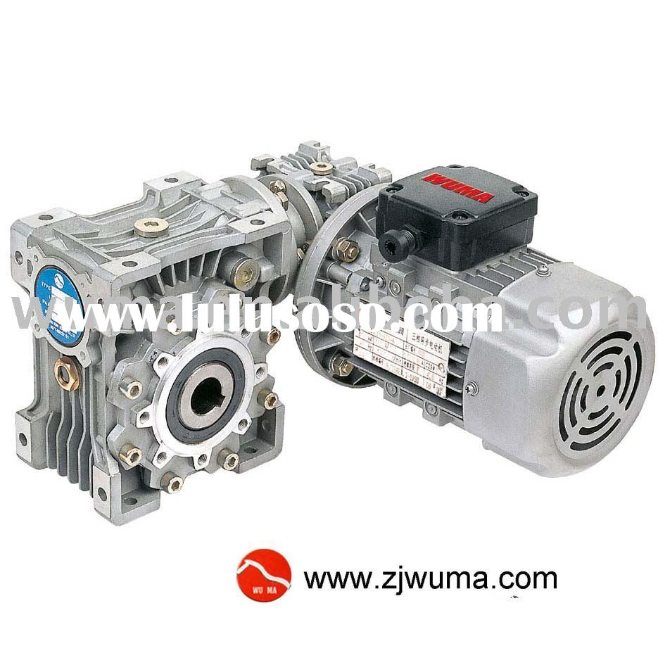 double worm gear reducers