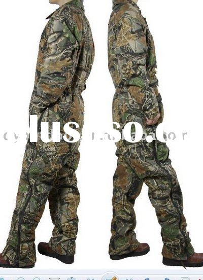hunting clothing,hunting teddy,camo clothing