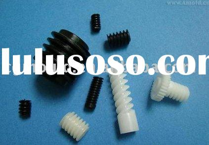 injection worm gear mould