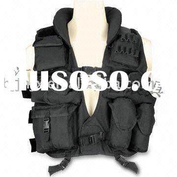 military tactical assault vest