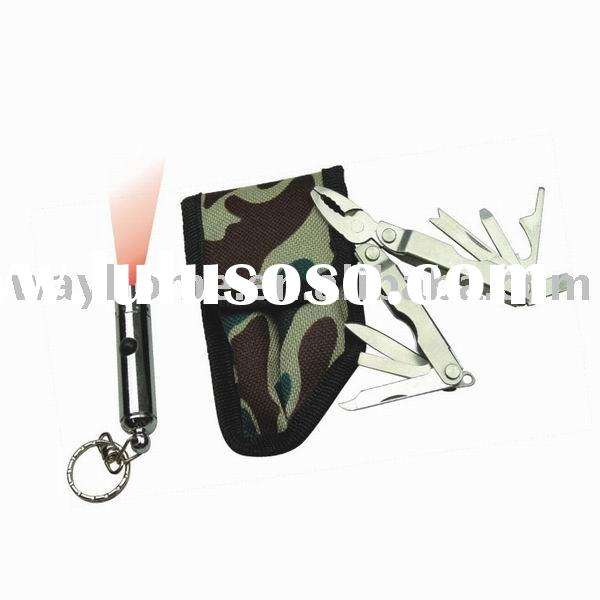 new camping hiking hunting survival picnic outdoor travel adventurer army military tool set kit,prom