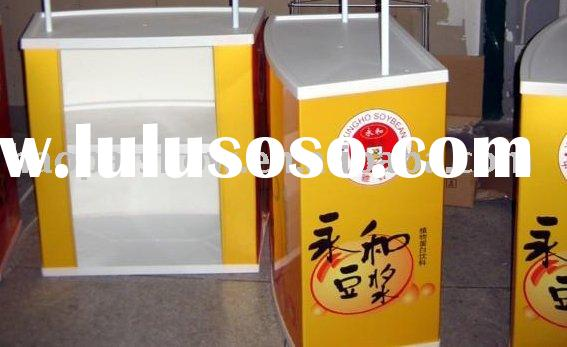 promotion counter & display counter & exhibition table