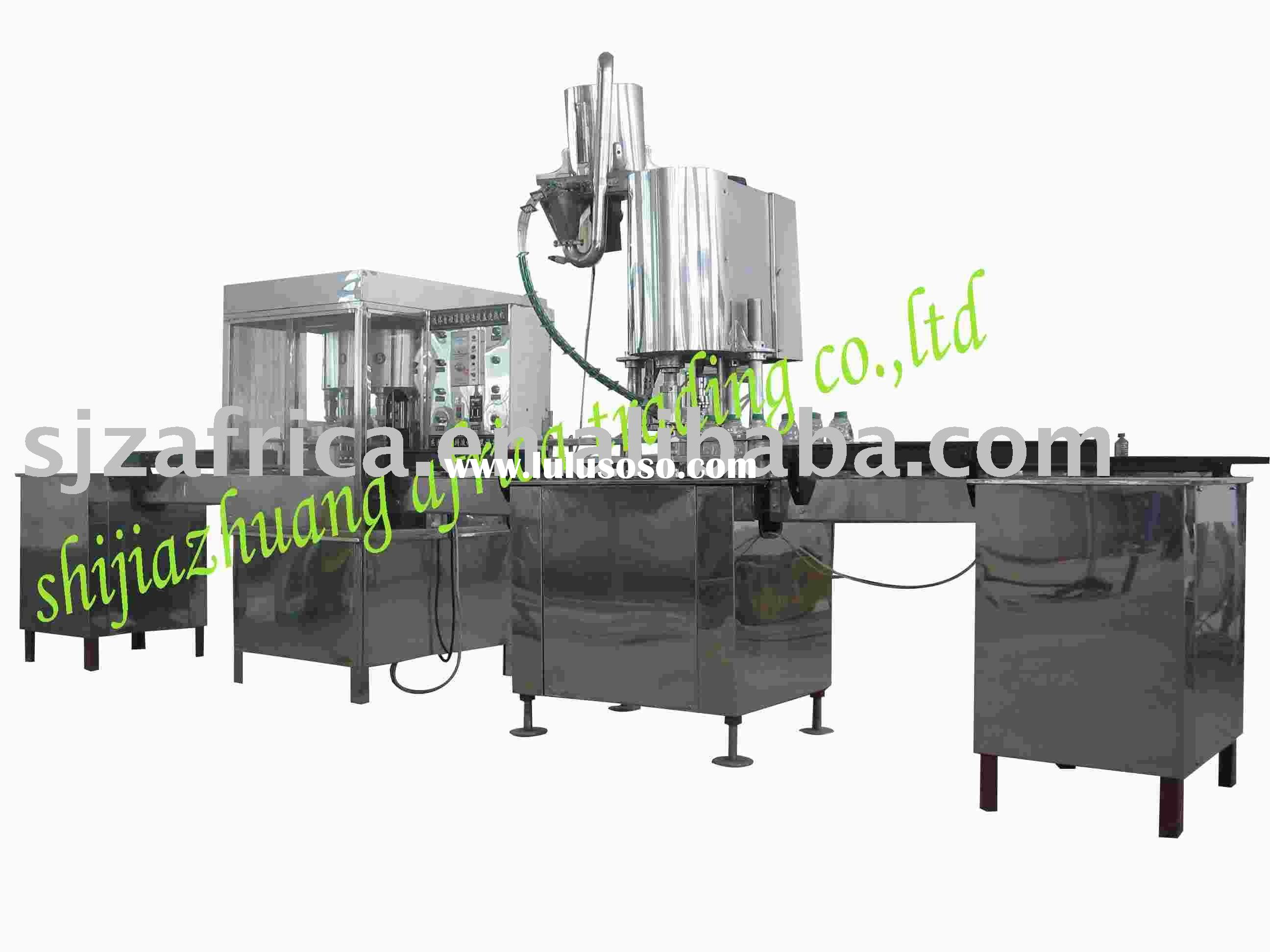 puried water process equipment