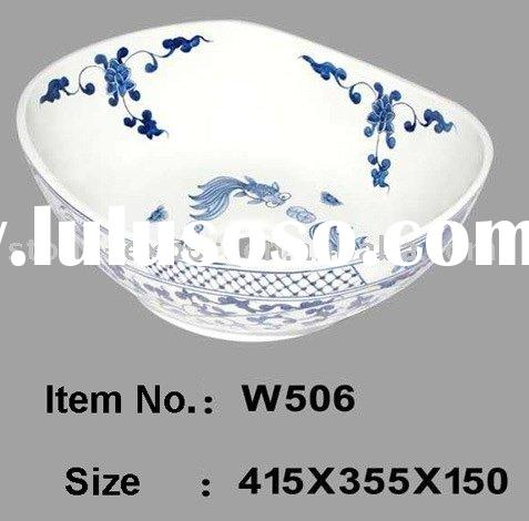 Artistic Ceramic Sinks,Hand-Painted Ceramic Sinks,Ceramic Wash Basin