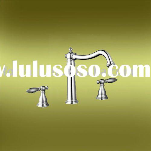 Brass bathroom fittings & accessories,Pull out kitchen taps,basin sink faucet
