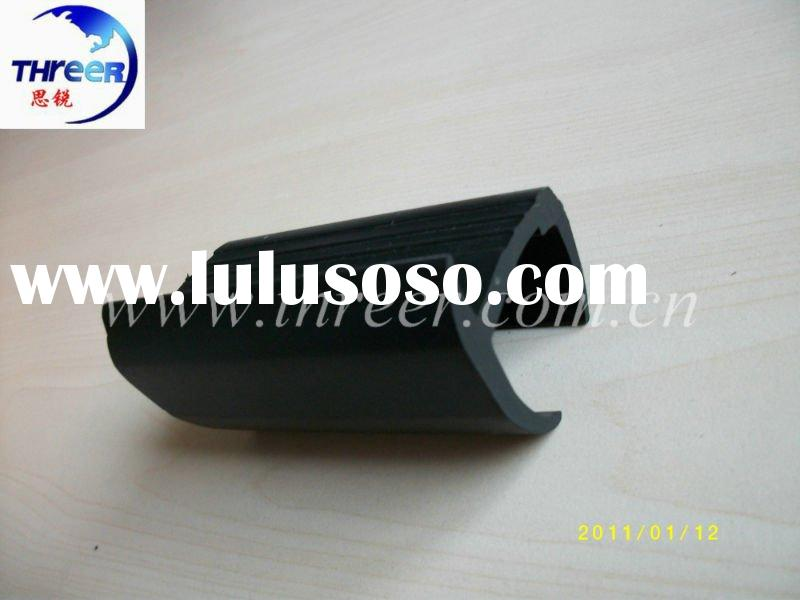 Car door rubber seals