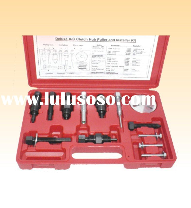 DELUXE A/C  CLUTCH HUB PULLER & INSTALLER KIT