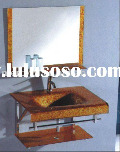 Glass wash basin G0222